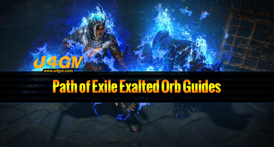 Path of Exile Exalted Orb Guides