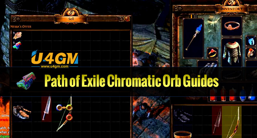 path of exile chromatic orb guides