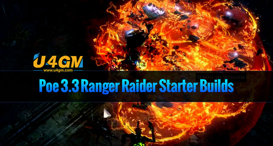 Poe 3.3 Ranger Raider Starter Builds