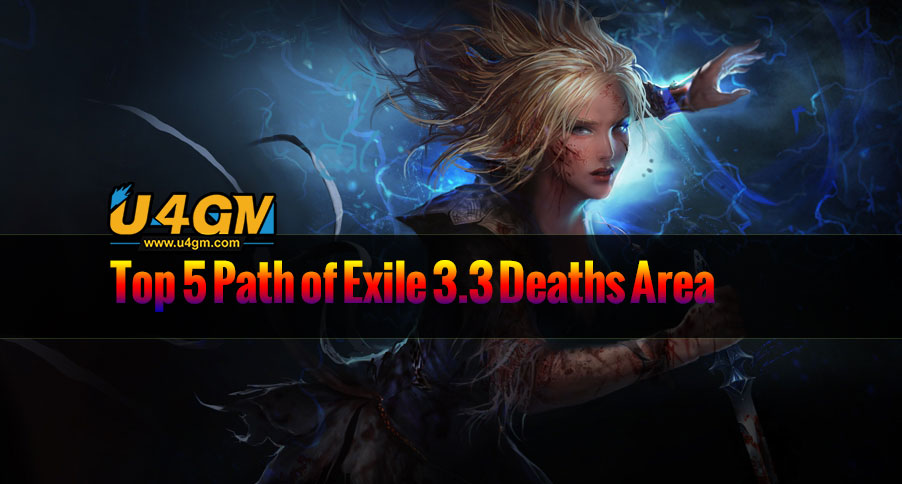 Top 5 Path of Exile 3.3 Deaths Area