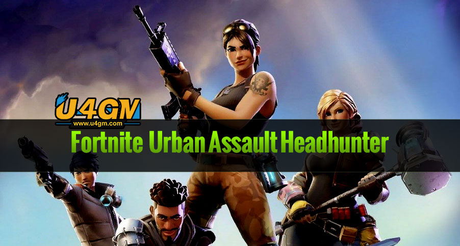 Fortnite Soldier Guides For Urban Assault Headhunter