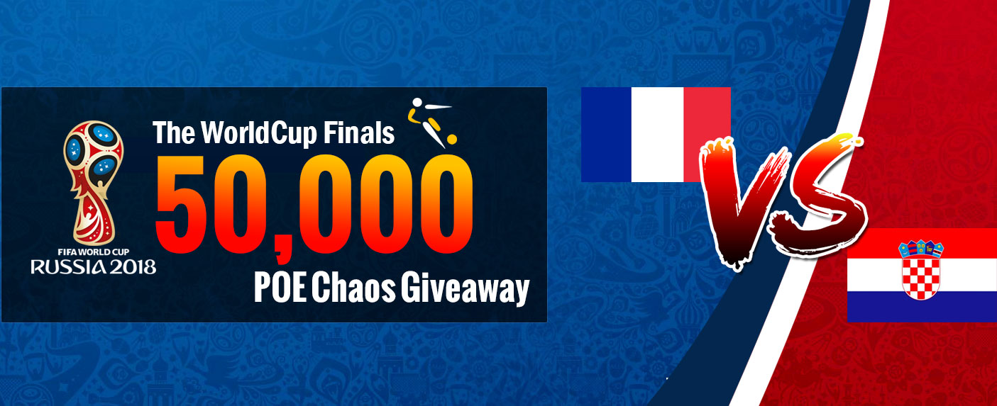 FIFA World Cup 2018 Huge Event - final