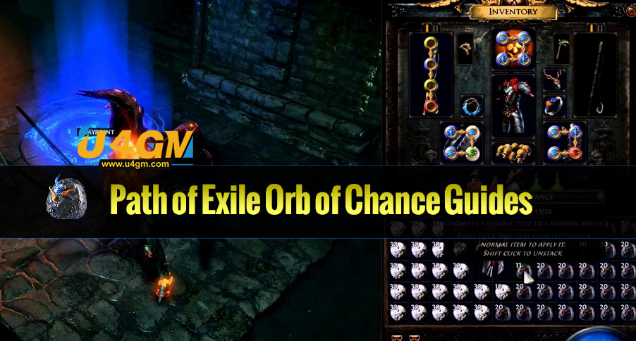 Path of Exile Orb of Chance Guides