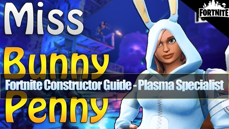 The Main Fortnite Constructor Heroes Guide for Plasma Specialist