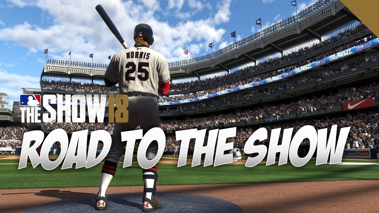 How to get called up in RTTS for MLB The Show 18