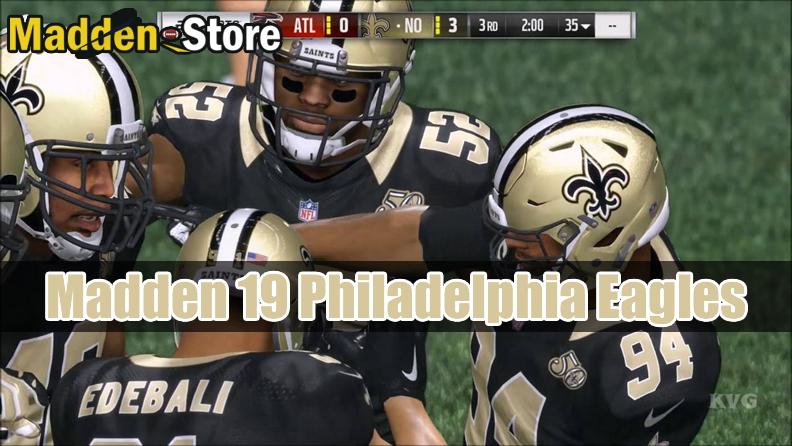 New Orleans Saints Madden 19 Team Guide: Ratings & Best Players & Review