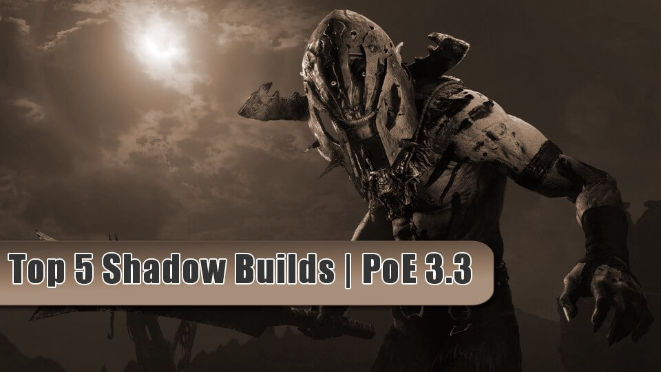 PoE 3.3 Shadow Trickster Build