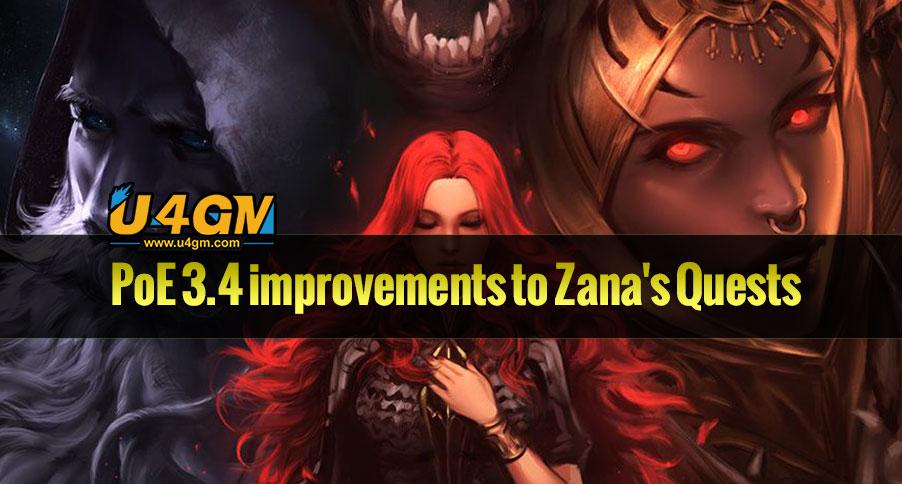 PoE 3.4 improvements to Zana