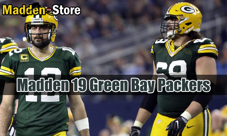 Green Bay Packers Madden 19 Team Guide: Ratings & Best