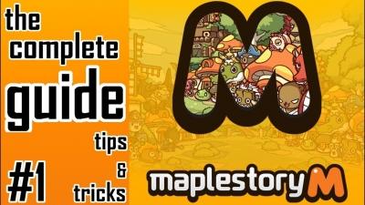 How to Farm Mesos Fast in MapleStory M - u4gm com