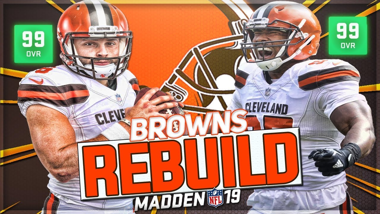 Cleveland Browns Madden 19 Team Guide: Ratings & Best Players & Review
