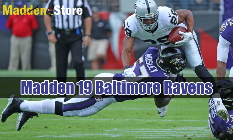 Baltimore Ravens Madden 19 Team Guide: Ratings & Best Players & Review