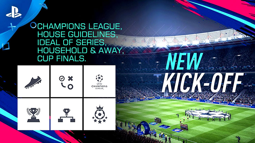 Ten Match Types For FIFA 20 Kick-Off
