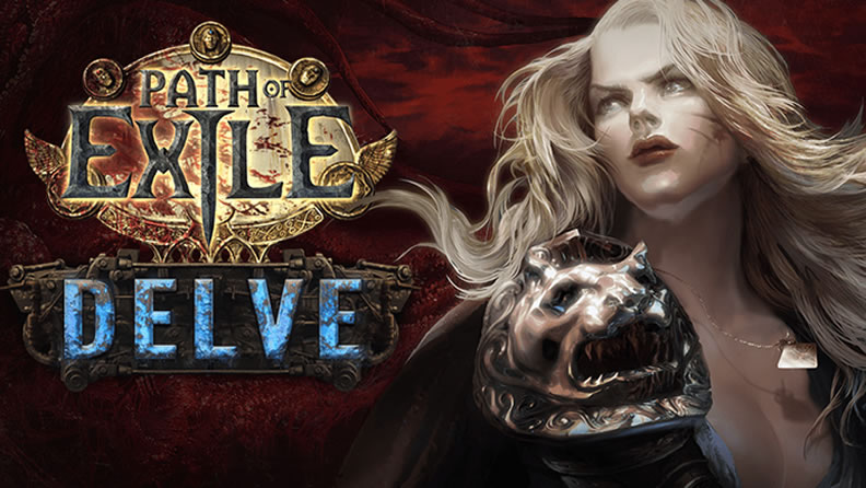 Pump Up the Volume for Path of Exile Delve