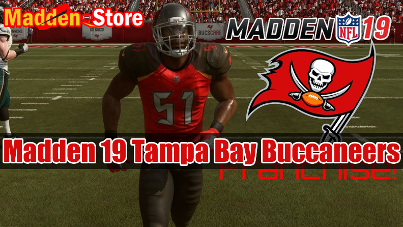 Tampa Bay Buccaneers Madden 19 Team Guide: Ratings & Best Players & Review