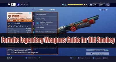 The Most Complete Dragon S Fury Weapons Guide In Fortnite U4gm Com