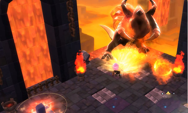 Maplestory 2 The Fire Dragon Dungeon Clearance Guide
