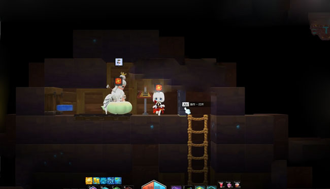 Maplestory 2 Dungeons Abandoned Mine B4 Clearance Guide