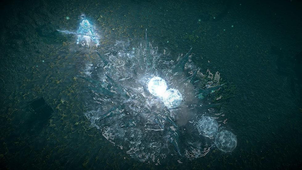Poe 3.5 Skills Ice Nova and Vortex Changes