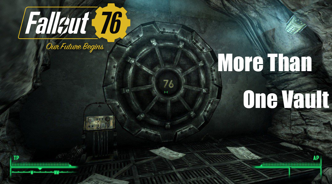 In Fallout 76: Where To Find 63,94 And 96 Vaults