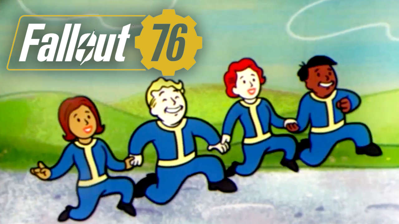 Natural Scenery In Fallout 76