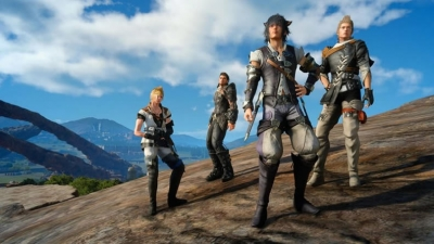 FFXIV and FFXV Collaboration Event Will Bring A New In-Game Quest