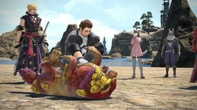 FFXIV: Patch V4.45 Went Live with Some New Additions