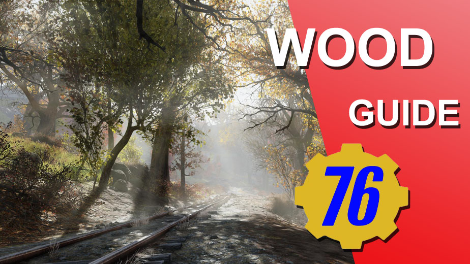 Wood In Fallout 76 How To Get Fast And Easy