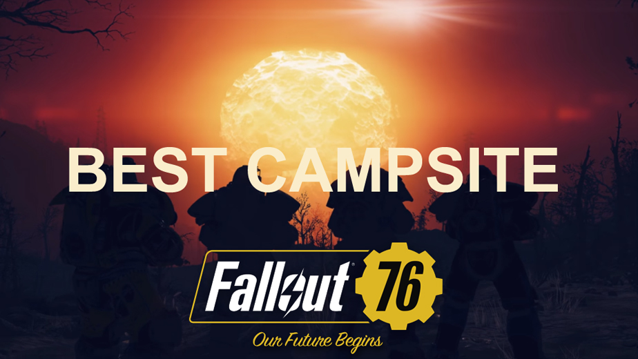 Best Player Camp In All Of Fallout 76