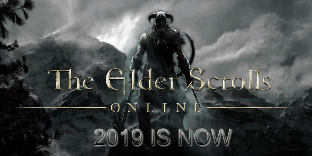 "Director Of ESO Promises A ""Huge"" 2019 For The Game"