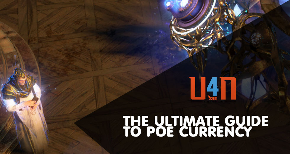 The Ultimate Guide To Poe Currency