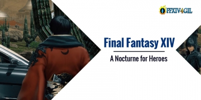Final Fantasy XIV: A Nocturne for Heroes Event is Coming Soon