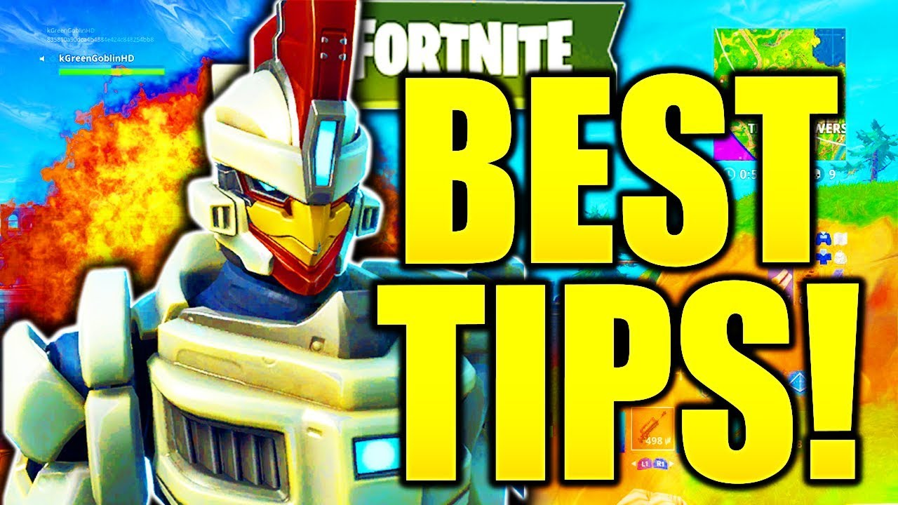 Fortnite tricks and tips to help you edge ever closer to that coveted Victory Royale spot