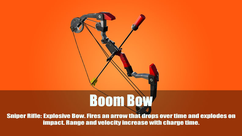 Fortnite STW: The Boom Bow Traits and Tips