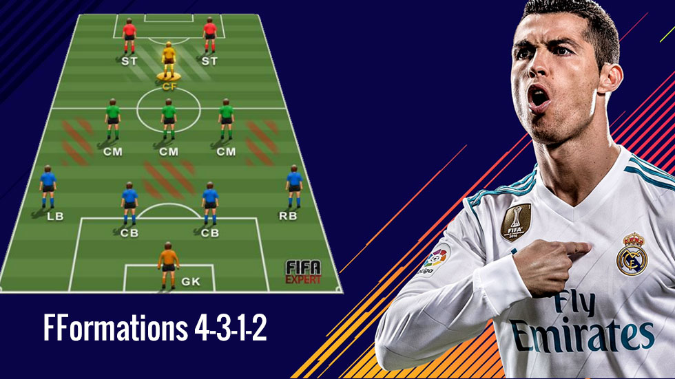 FIFA 20 Formations Tips for 4-3-1-2