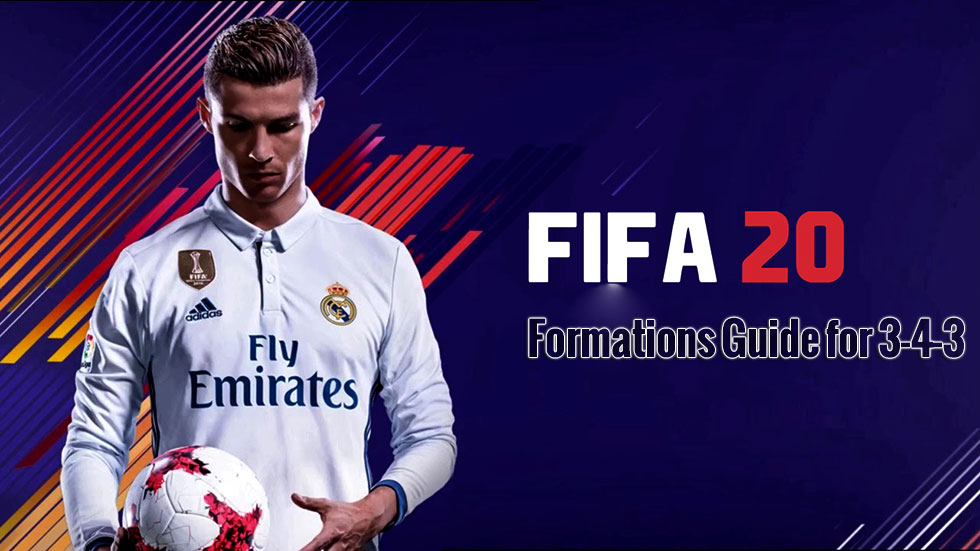 FIFA 20 Formations Guide for 3-4-3 Diamond