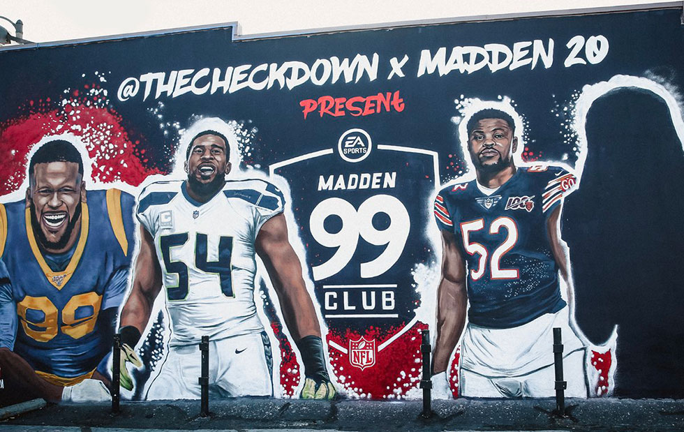 Vote for the Madden 99 Club member