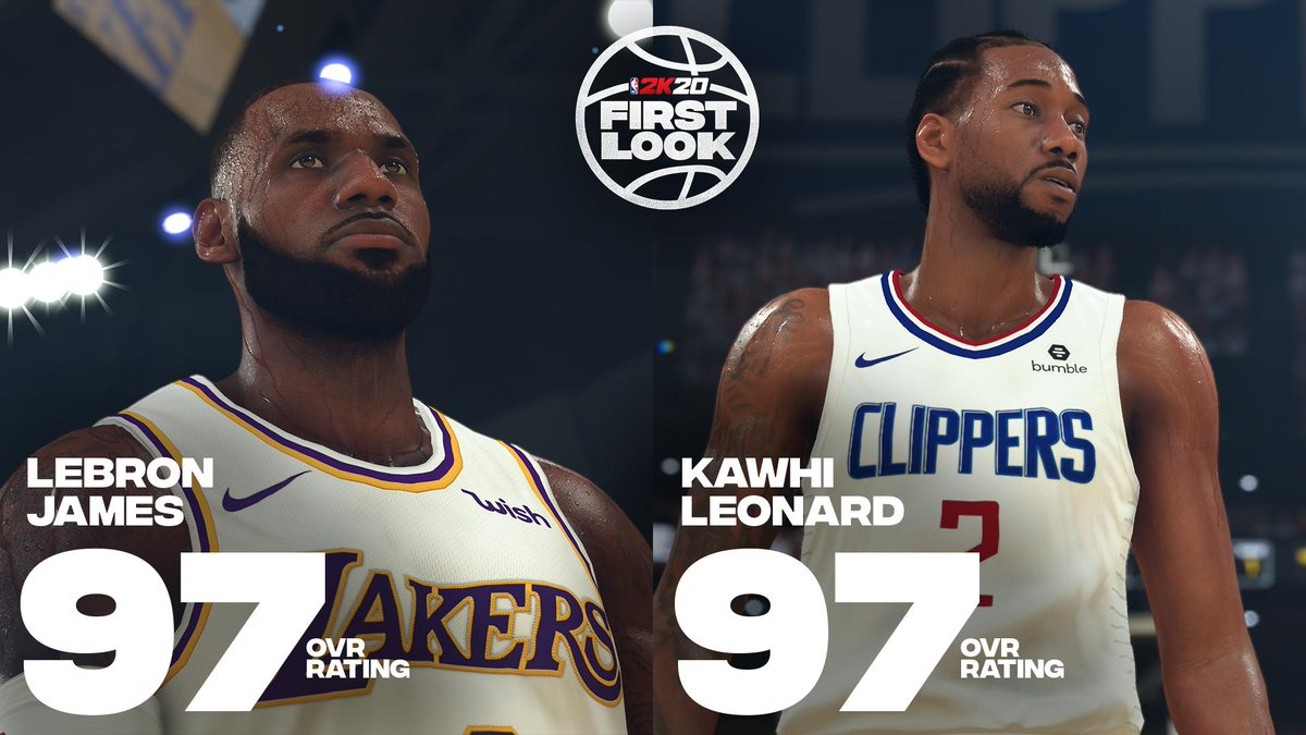 NBA 2K20 Big News: 2K20 Player Ratings Have Been Revealed Ahead Of The Release Of The New Game
