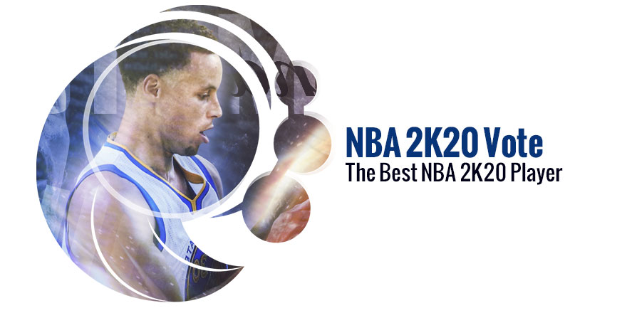 Who is The Best NBA 2K20 Player Vote