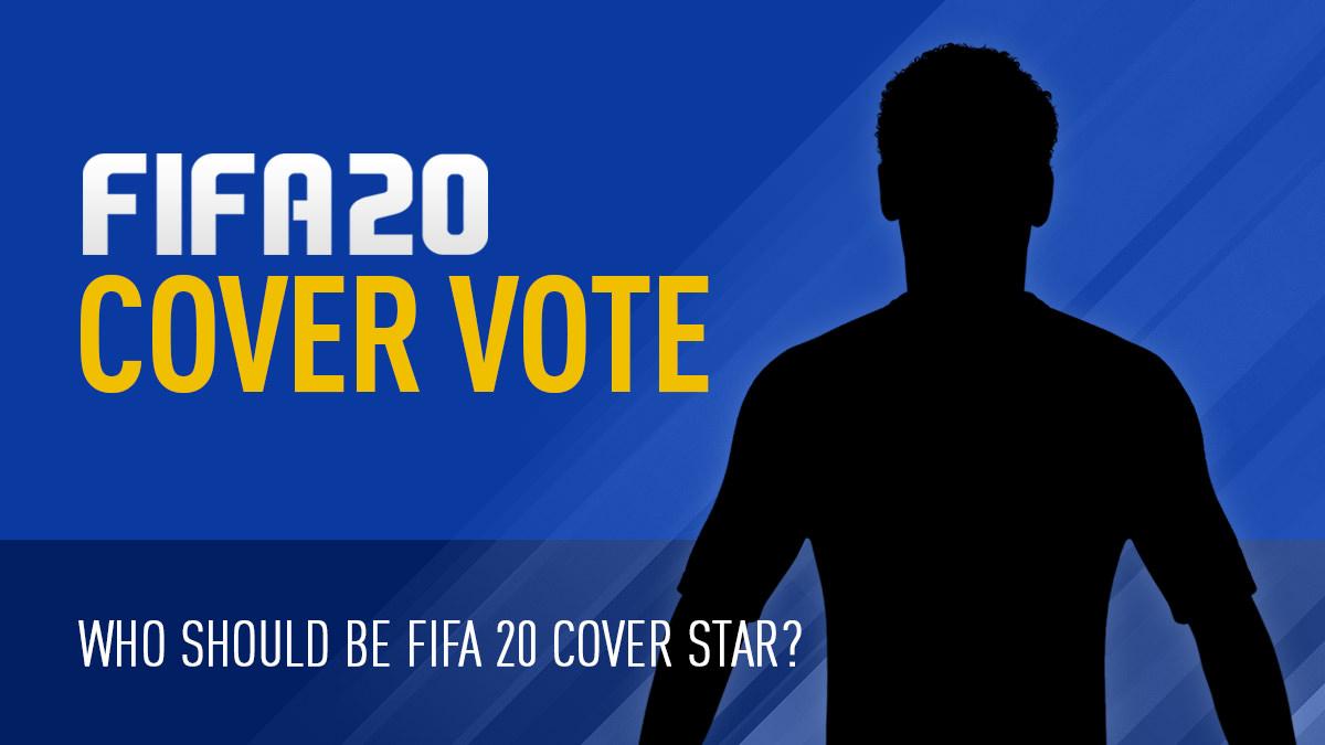 FIFA 20 Cover Vote