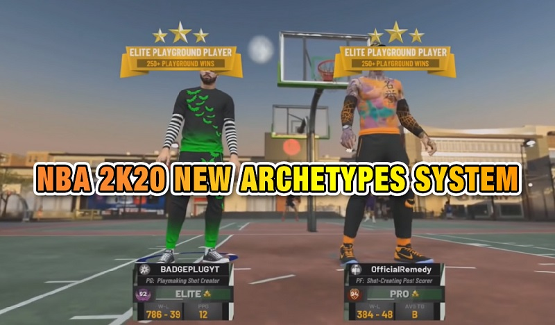 NBA 2K20 Latest Gameplay Details Revealed