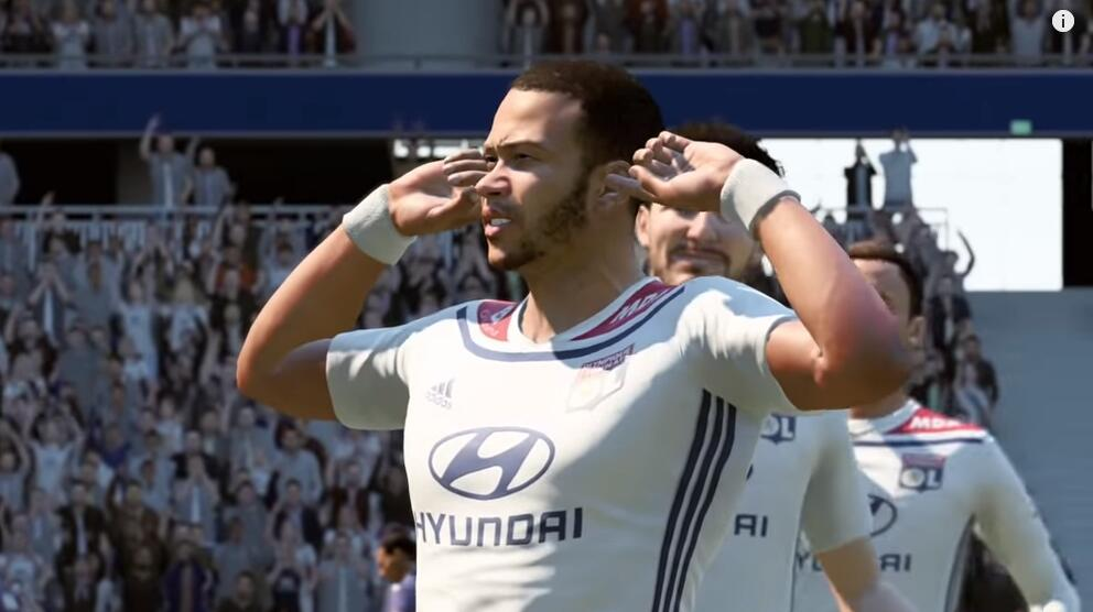 PS4 & XBOX Button Combinations in FIFA 20