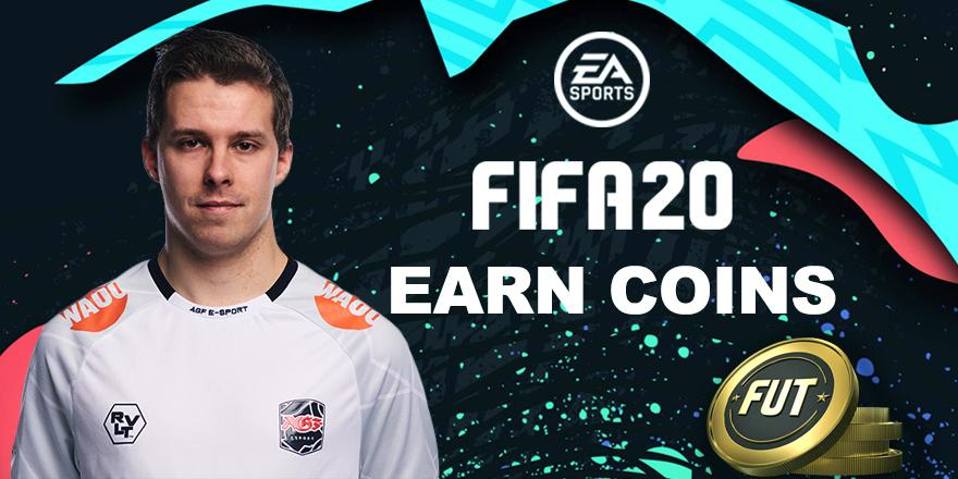 Guide: In FIFA 20   Earn Massive FUT 20 Coins