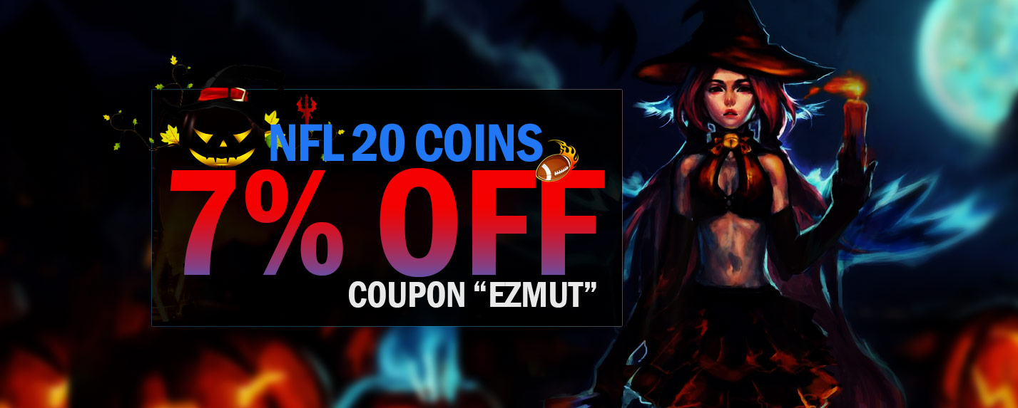 EZMUT Halloween Sale for 7% Off Now!