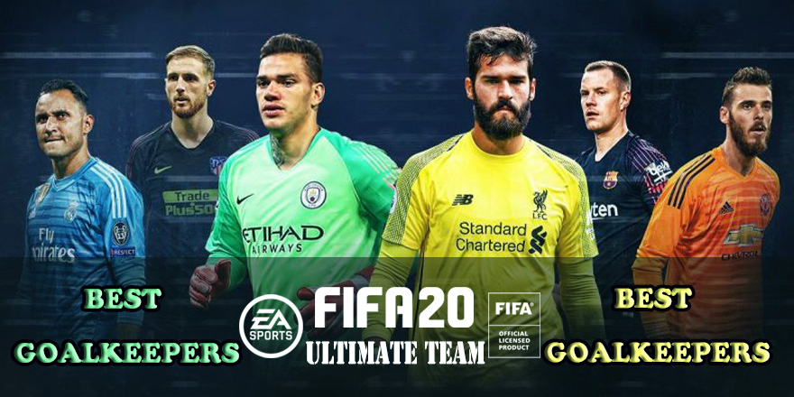 News: FIFA 20 Ultimate Team: The Eight Best GK (Goalkeepers) For Under 50K Coins