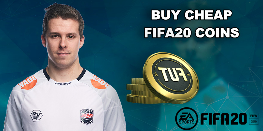 FIFA Ultimate Team: Where To Buy Cheap FUT 20 Coins