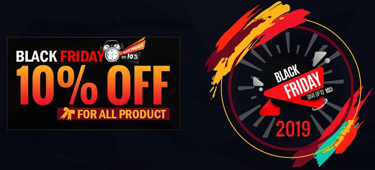 U4GM Black Friday All Products 10% Off
