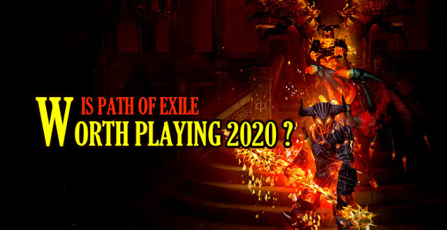 Is It Worth Playing Path of Exile
