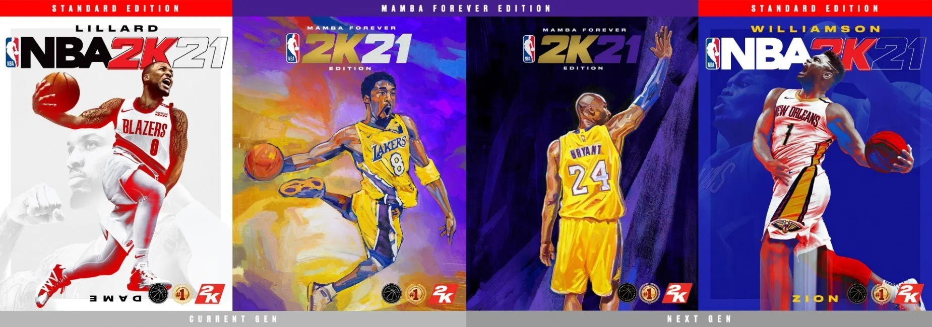 NBA 2K21 Release Date, Cover Athlete, Price and More