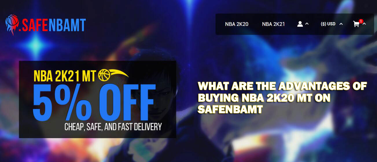 What are the Advantages of Buying NBA 2K20 MT on Safenbamt?